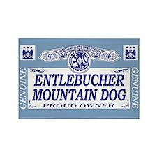 ENTLEBUCHER MOUNTAIN DOG Rectangle Magnet