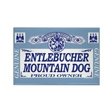 ENTLEBUCHER MOUNTAIN DOG Rectangle Magnet (10 pack