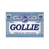 GOLLIE Rectangle Magnet