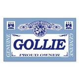 GOLLIE Rectangle Decal