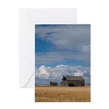 """Homesteader Highline #1"" Greeting Card"