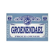 GROENENDAEL Rectangle Magnet
