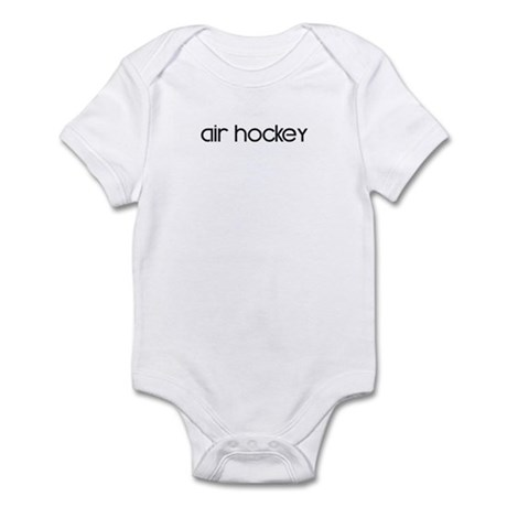 Air Hockey (modern) Infant Bodysuit