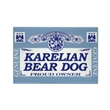 KARELIAN BEAR DOG Rectangle Magnet (100 pack)