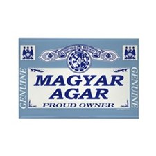 MAGYAR AGAR Rectangle Magnet