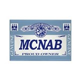 MCNAB Rectangle Magnet (10 pack)
