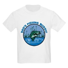 DAD'S FISHING BUDDY! T-Shirt