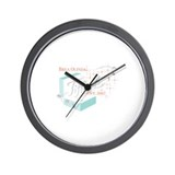 TIFFANY's Wall Clock