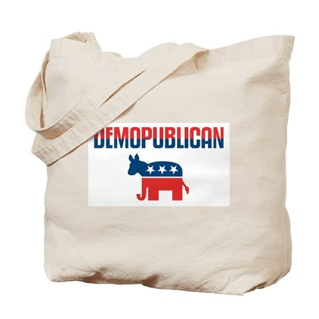 Demopublican Tote Bag
