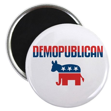 Demopublican Magnet
