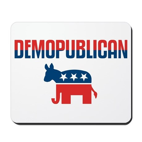 Demopublican Mousepad