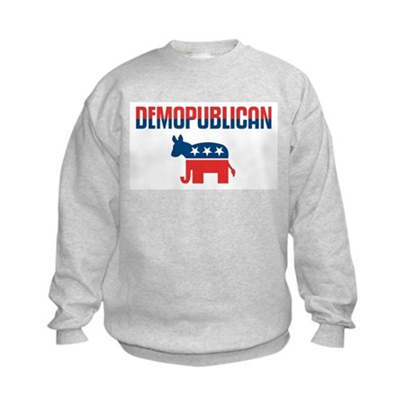 Demopublican Kids Sweatshirt