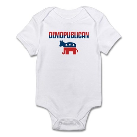 Demopublican Infant Bodysuit