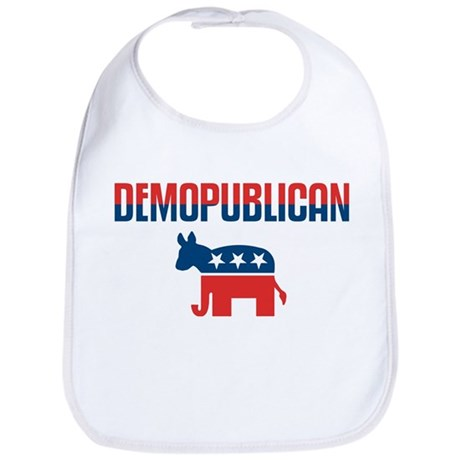 Demopublican Bib