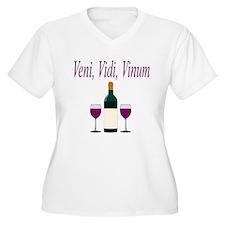 veni, vidi, vinum T-Shirt