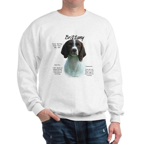 Brittany (Liver) Sweatshirt