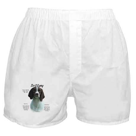 Brittany (Liver) Boxer Shorts