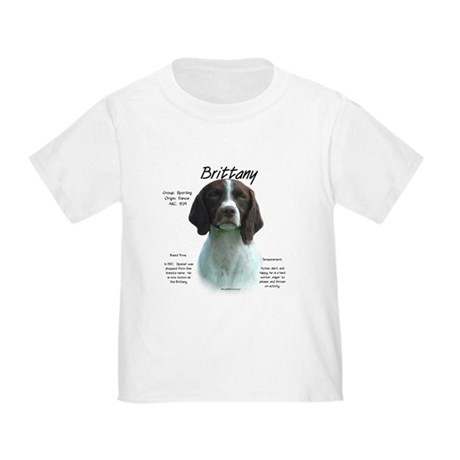 Brittany (Liver) Toddler T-Shirt