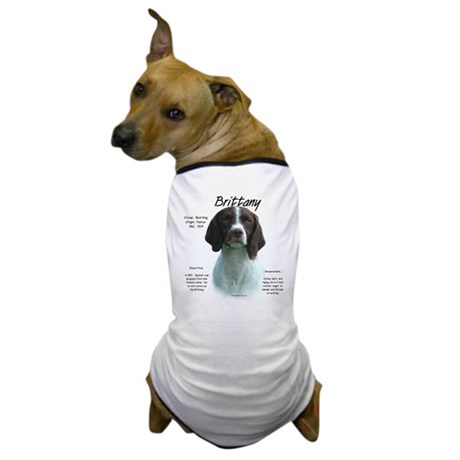 Brittany (Liver) Dog T-Shirt