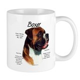 Boxer (natural) Small Mug