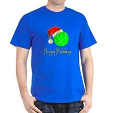 TennisChick Happy Holidays II T-Shirt