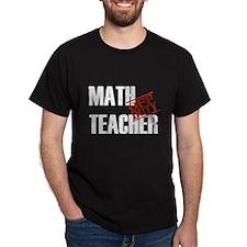 Off Duty Math Teacher T-Shirt