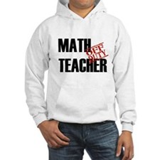 Off Duty Math Teacher Hoodie