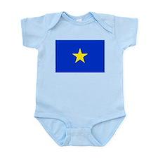 Republic of Texas 1836-1839 Infant Bodysuit