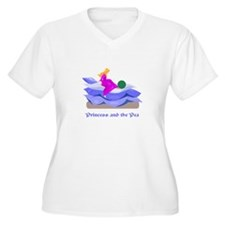 Princess and the pea  T-Shirt