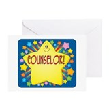 Star Counselor Greeting Cards (Pk of 10)