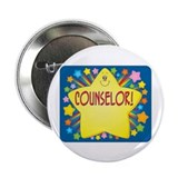 "Star Counselor 2.25"" Button (10 pack)"
