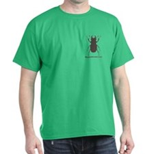 Stag Beetle T-Shirt 3