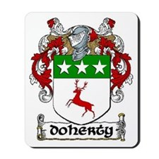 Doherty Coat of Arms Mousepad