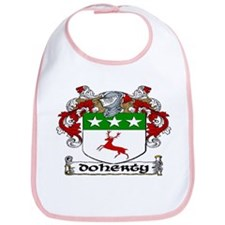Doherty Coat of Arms Bib
