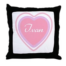 Ivan Throw Pillow