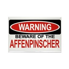 AFFENPINSCHER Rectangle Magnet (100 pack)