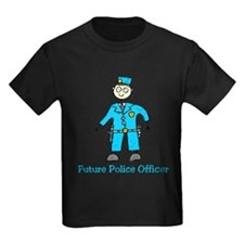 Future Police Officer (boy) T