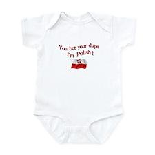 Polish Dupa 3 Infant Bodysuit