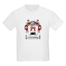 O'Flaherty Coat of Arms Kids T-Shirt
