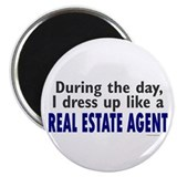 Dress Up Like A Real Estate Agent Magnet