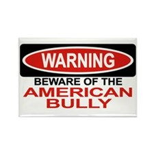 AMERICAN BULLY Rectangle Magnet (10 pack)