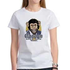 A Chimpanzee Ain't NO Monkey Tee
