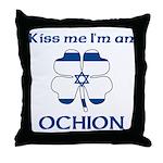 Ochion Family Throw Pillow