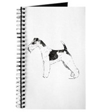 Wire Fox Terrier Journal