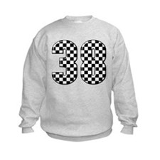 Checkered Racing #38 Sweatshirt