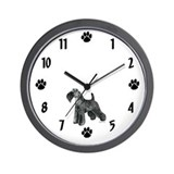Kerry Blue Terrier Wall Clock