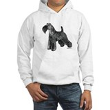 Kerry Blue Terrier Jumper Hoody
