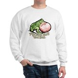 Frog Lips Hurt Real Bad Sweatshirt