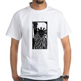 Black Statue of Liberty Shirt