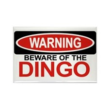 DINGO Rectangle Magnet (100 pack)